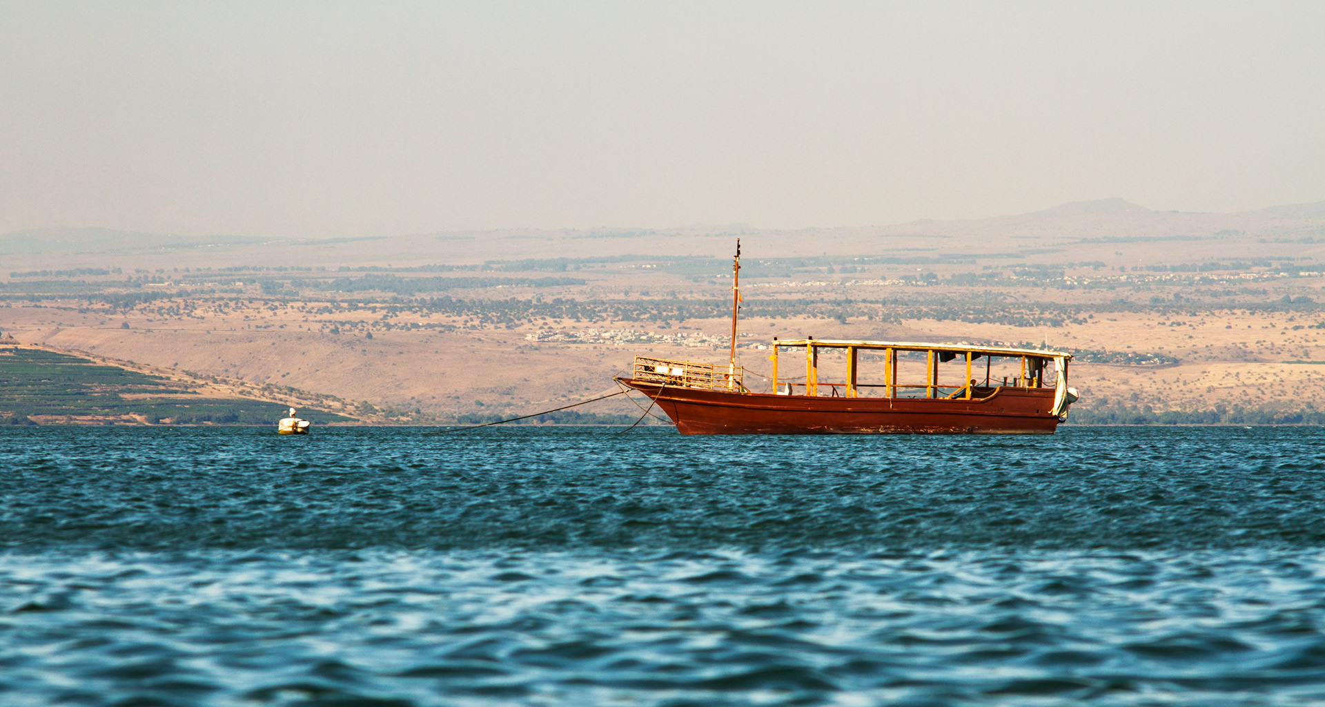 Part 4 - Sea of Galilee