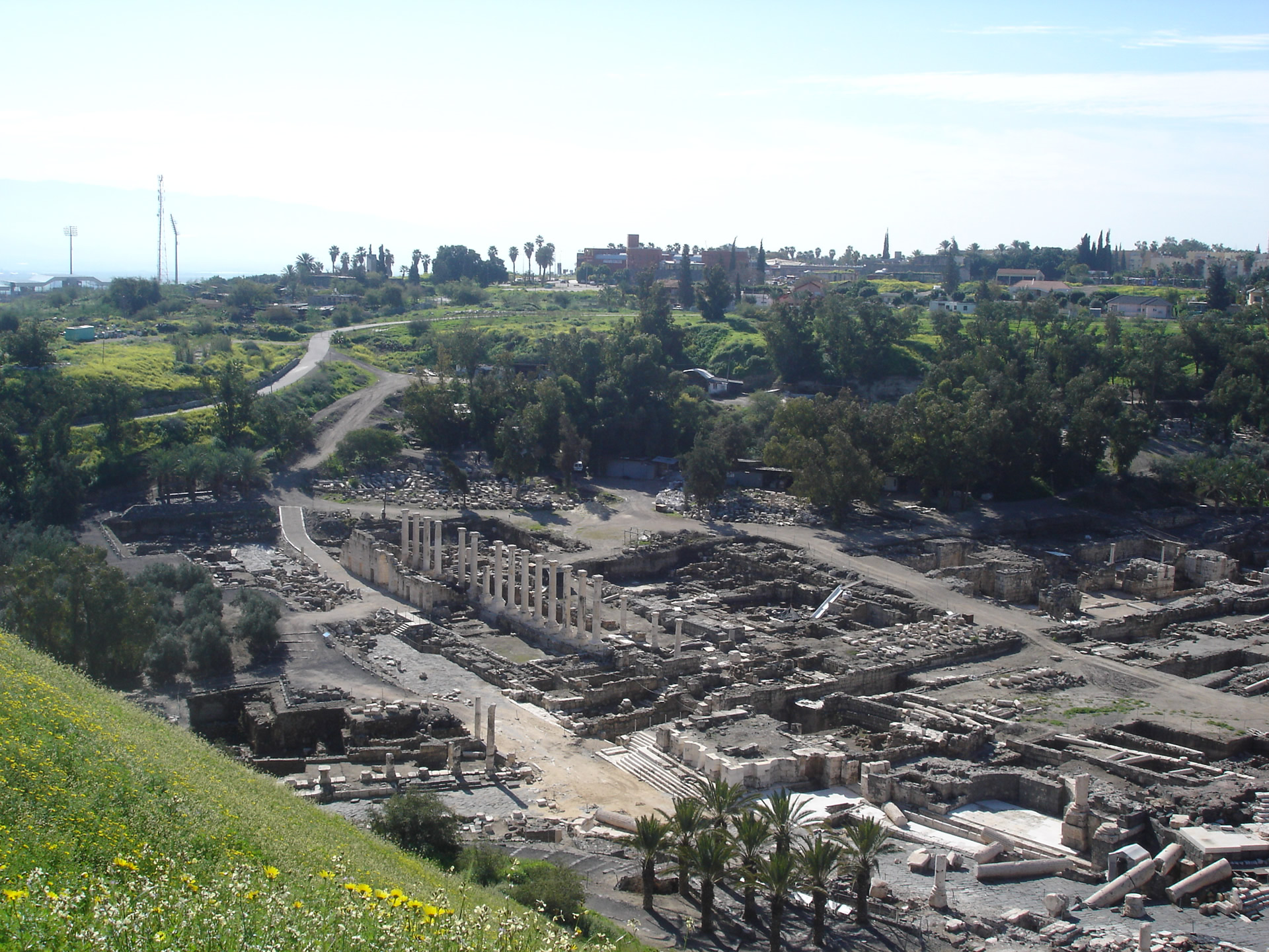 Part 6 - Beit Shean