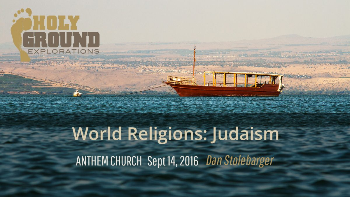 World Religions - Judaism